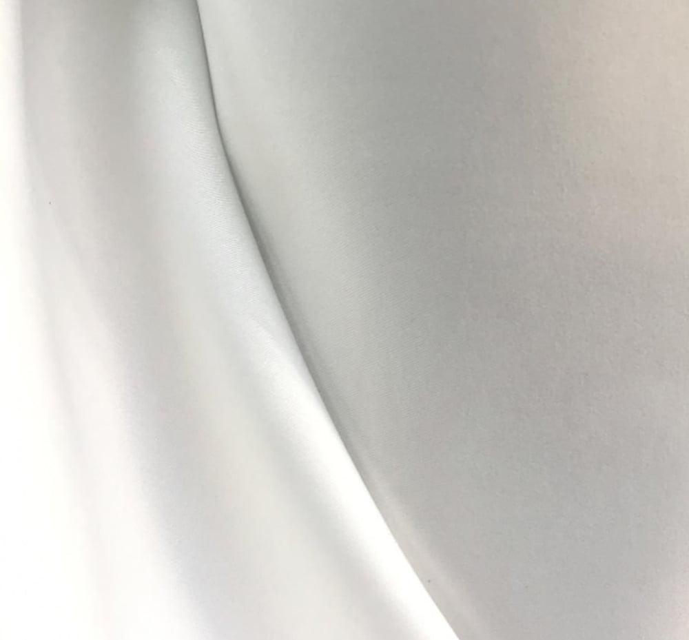Tactel com Elastano Peça Fechada Branco