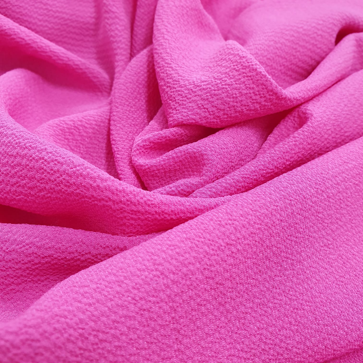 Crepe Bubble Pink