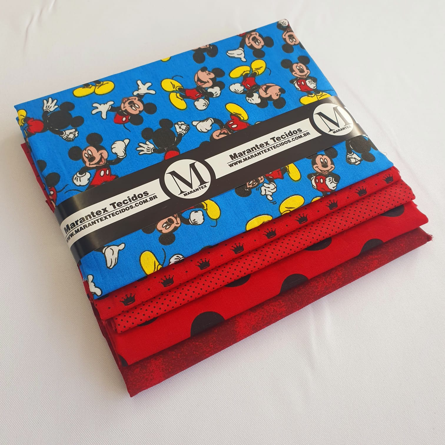 Kit Tricoline Mickey