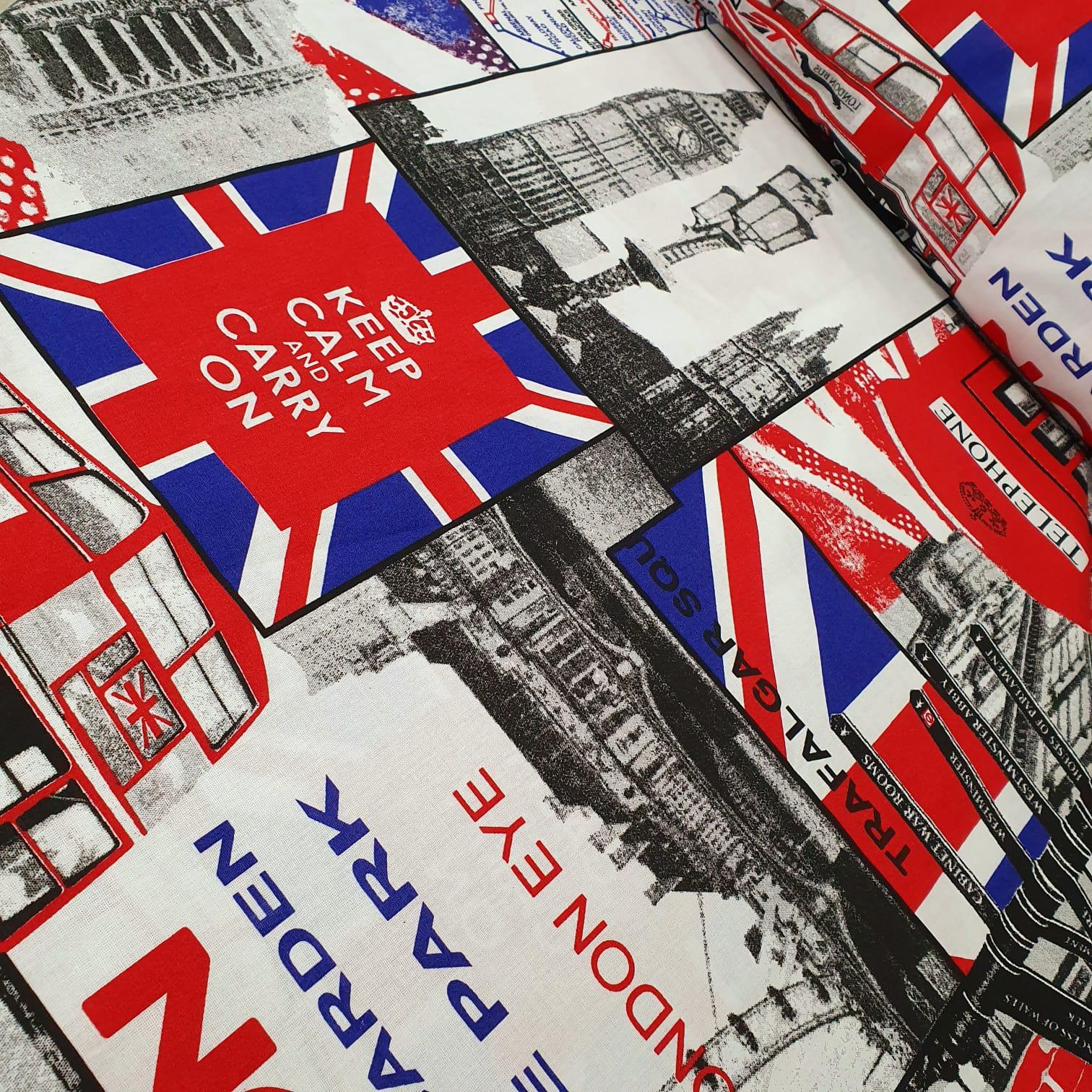 Percal 150 Fios Londres