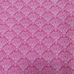 Tricoline Arabesco Pink 10 metros