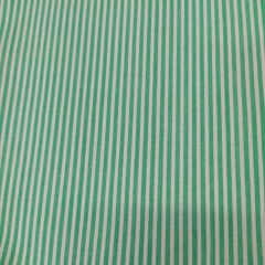 Tricoline Listrado Verde 10 metros