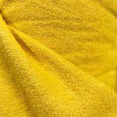Atoalhado Felpudo Amarelo Ouro