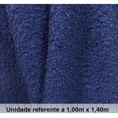 Atoalhado Felpudo Azul Marinho