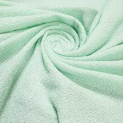 Atoalhado Felpudo Verde Claroo