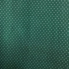 Chiffon Estampado Póa Verde