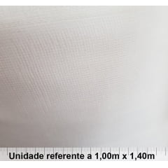 Fralda Branca Marantex Hantalia 1,40M de Largura