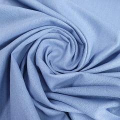 Linho Misto com Viscose Azul