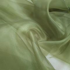 Organza Verde Oliva