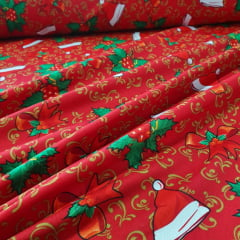 Oxford Natalino Touca de Papai Noel