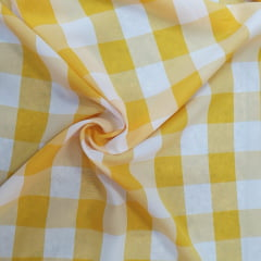 Oxford Xadrez Amarelo G