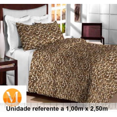 Percal Animal Print