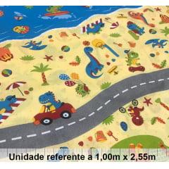 Percal Dinossauros