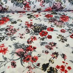 Percal 150 Fios Floral