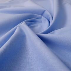 Percal Azul Motorista 150 Fios