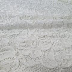 Renda Marantex Poliamida Off White