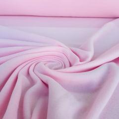 Soft Liso Rosa Bebê
