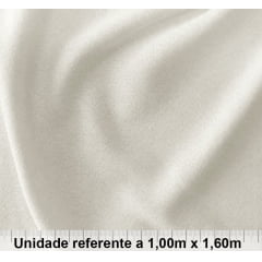 Tactel Com Elastano Off White