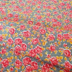 Tricoline Mista Floral 10