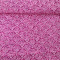 Tricoline Arabesco Pink