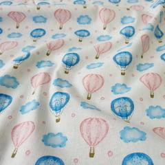 Tricoline Balões