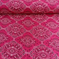 Tricoline Bandana Marantex Pink