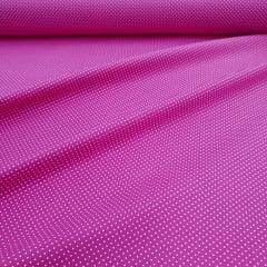 Tricoline Poá Micro Pink