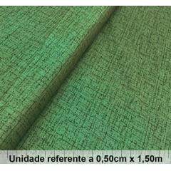 Tricoline Rústica Verde