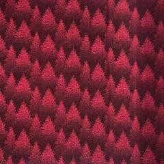 Tricoline Exclusivo Marantex Natal Poeirinha Vermelha