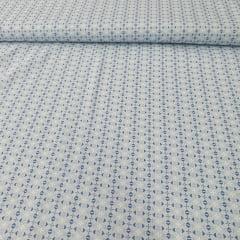 Tricoline Formas Geométricas Azul