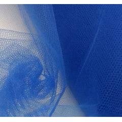 Tule Fantasia Azul Royal - ATACADO