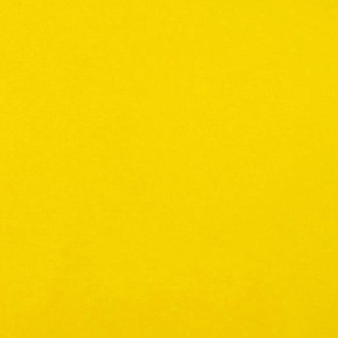 Tricoline Lisa Amarelo Ouro